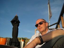 Selfie of Geert in Castricum | Witchwithaview