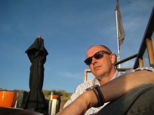 Selfie of Geert in Castricum   Witchwithaview