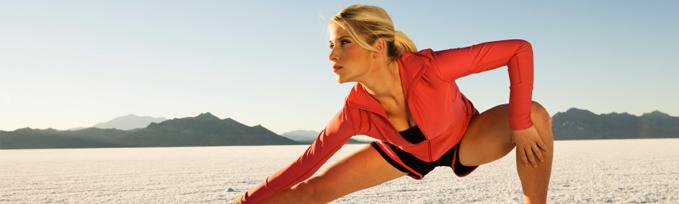 vrouwen sporten voor de looks