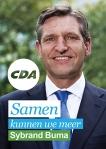 CDA verkiezingsposter