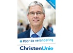 Christenunie verkiezingsposter