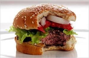 hamburger bakken als werk