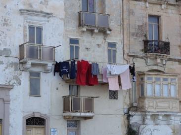 Laundry in Valetta
