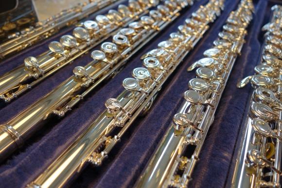 Altus flutes