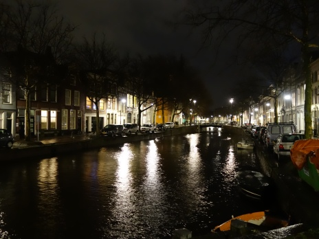 Gouda at a stormy evening   Witchwithaview