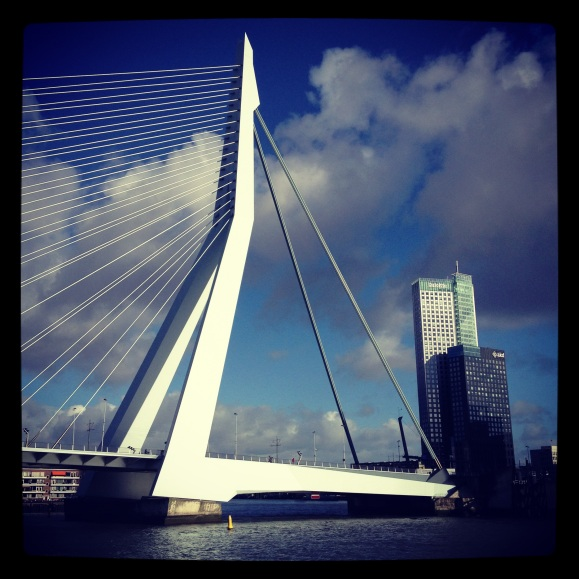 Photo blog - Erasmus bridge | Witchwithaview
