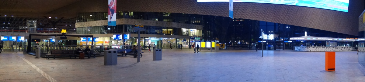 Rotterdam Central station | Witchwithaview