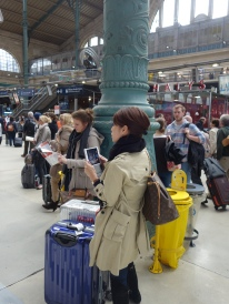 Gare du Nord Paris | witchwithaview