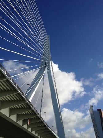 Erasmus Bridge Rotterdam - weekly photo challenge