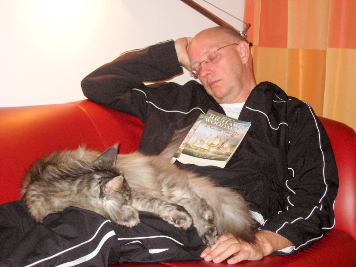 fabian and Geert dreaming - witchwithaview