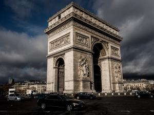 Photoblog - Paris - Arc de Triomph