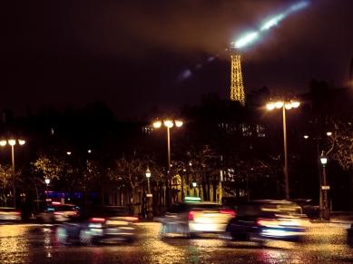 yellow - Paris by night - Tour de Eiffel-01808