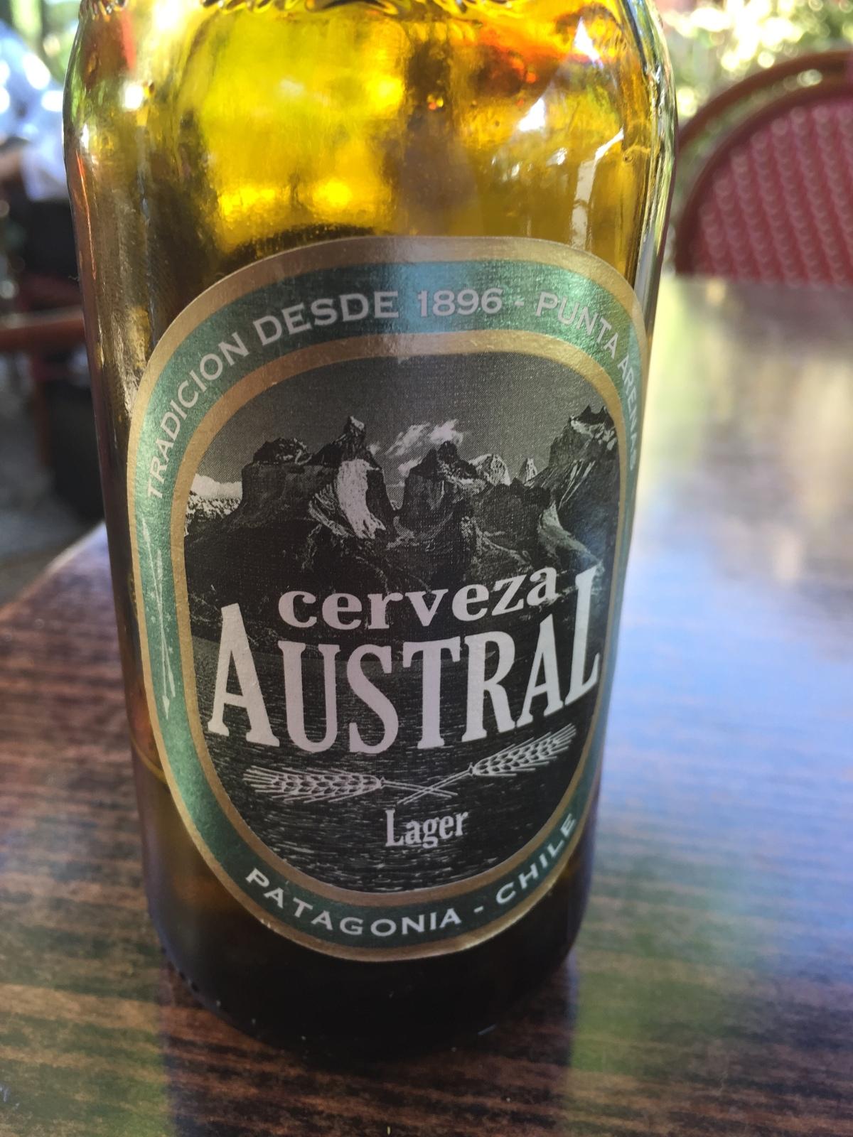Cerveza Austral