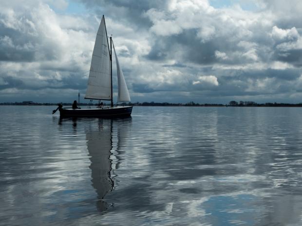 slotermeer-2e-paasdag - weekly photo challenge - Afloat