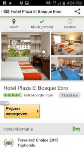 travel apps - boeken