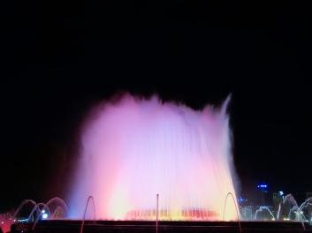 Font magica Montjuic - Barcelona
