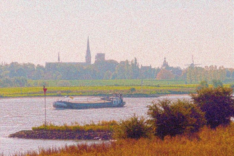 dutch river view #wordlesswednesday