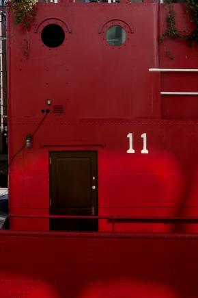 Thursday Doors Lightship