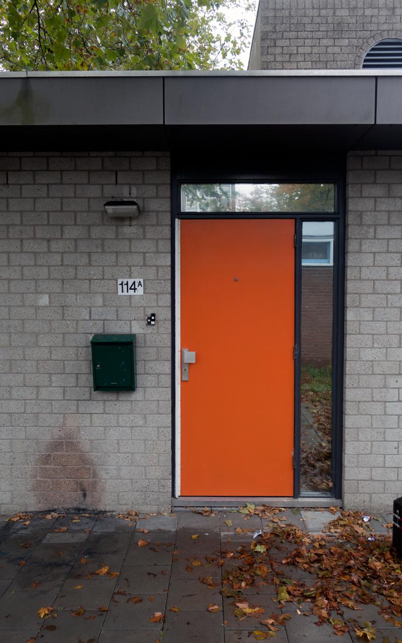 Thursday Doors - ugly-door