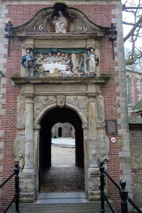 Thursdaydoors-Museum-Gouda
