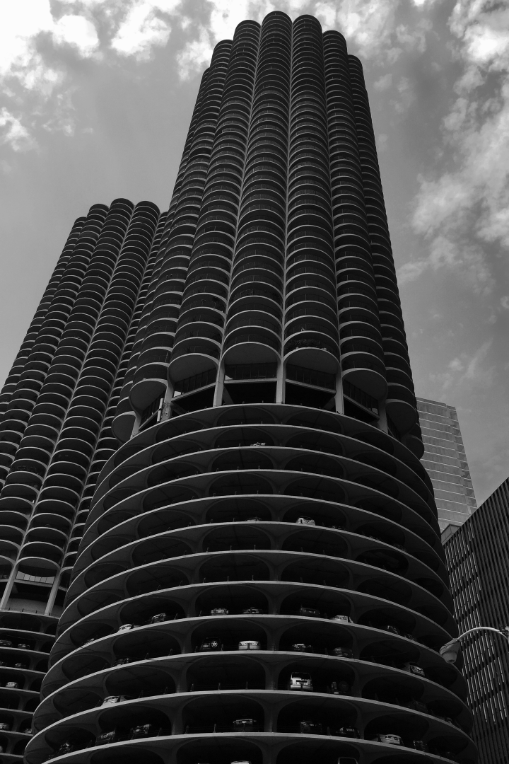 chicago tower