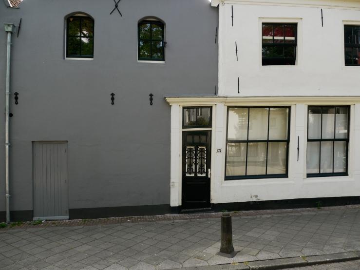 Thursday doors silver building