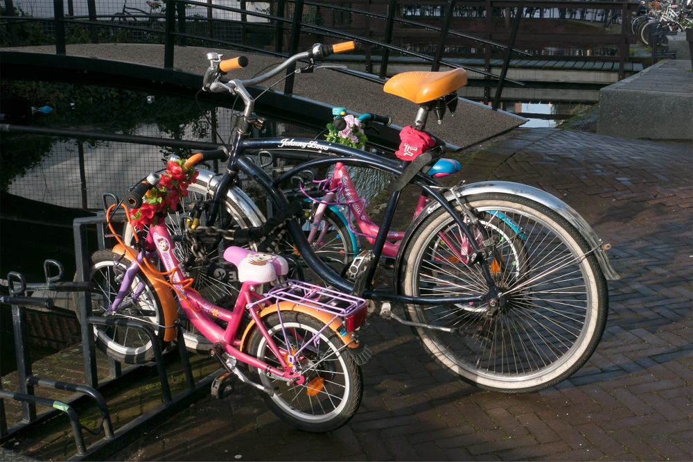wordlesswednesday bikes