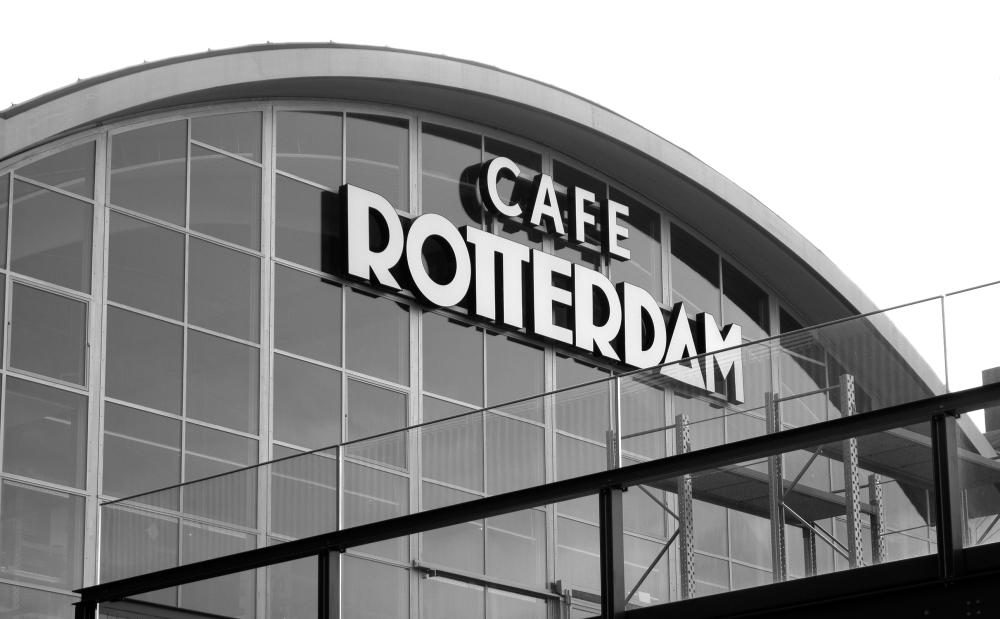 monochrome monday cafe rotterdam