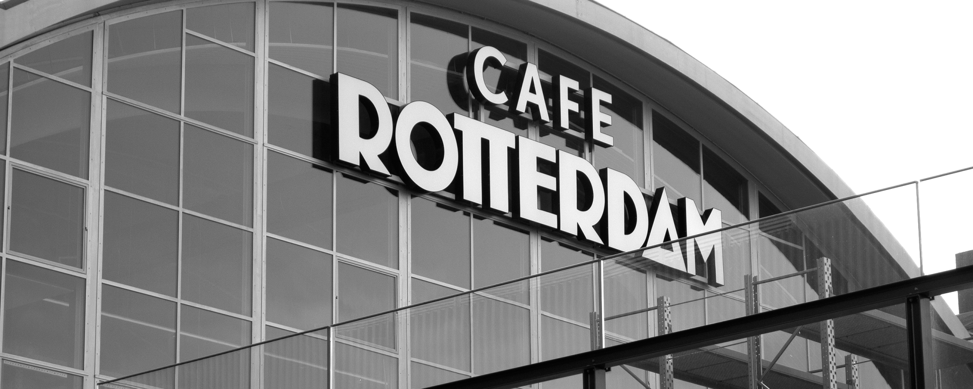 monochrome monday cafe rotterdam
