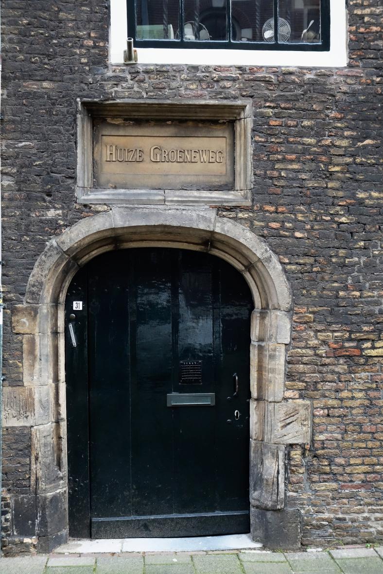 Thursdaydoors Huize Groeneweg