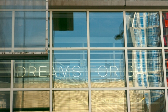 Wordlesswednesday Dreams for Sale