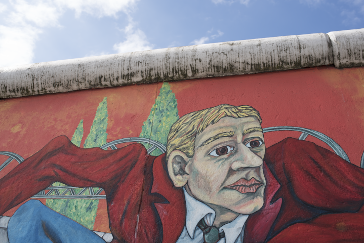 wordlesswednesday - East Side Gallery Berlin