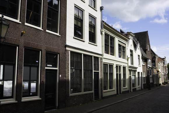 thursday Doors - Historic doors in Gouda