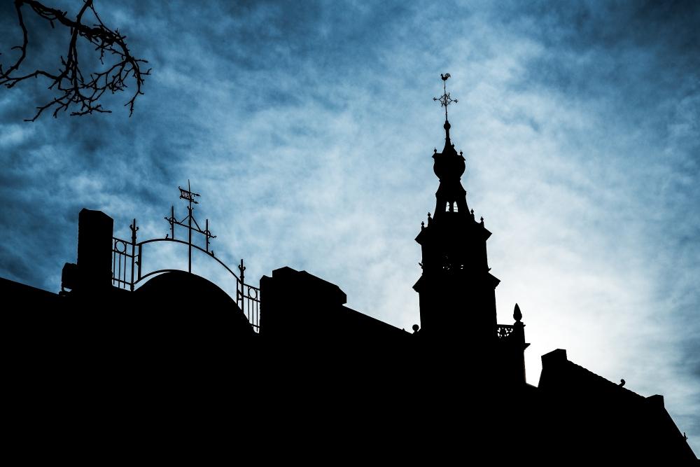 silent sunday - gouda-st-John Cathedral