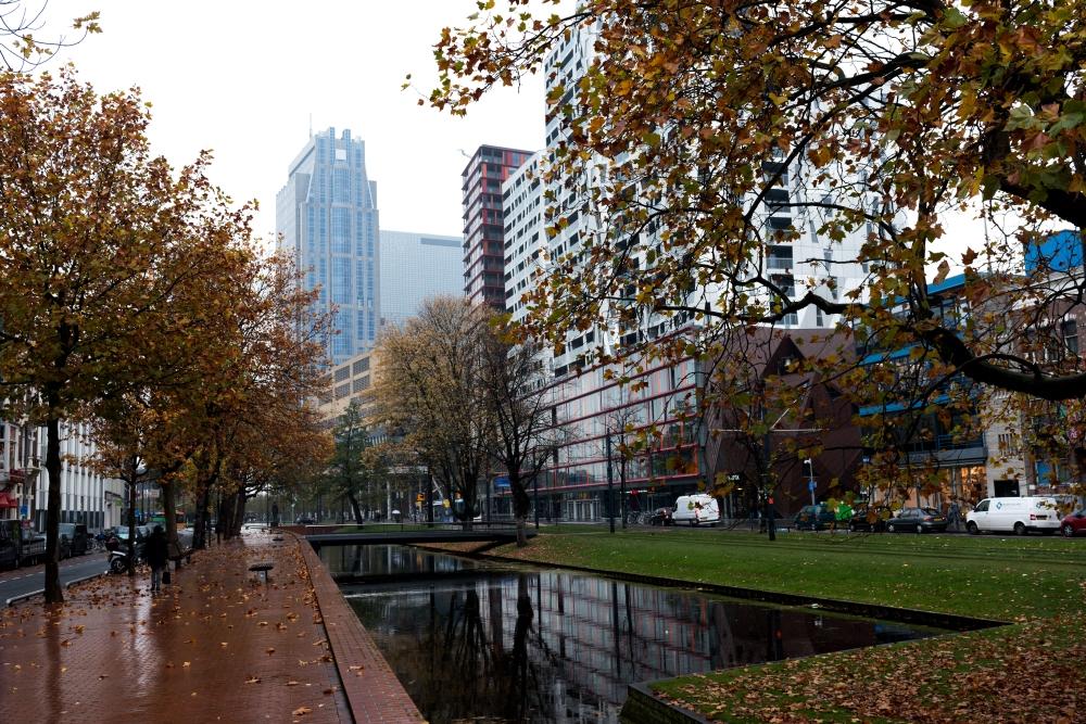 wordlesswednesday-rotterdam-in-the-autumn
